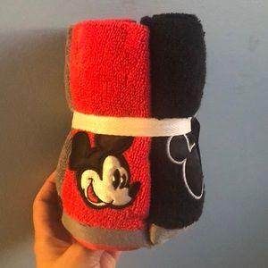 Cotton Disney Washcloths Set of 5